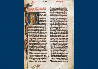 TEMA 60: Anselm of Canterbury (1033-1109): Philosophical Theology and Ethics
