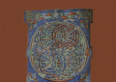 TEMA 76: Portuguese Studies on Medieval Illuminated Manuscripts