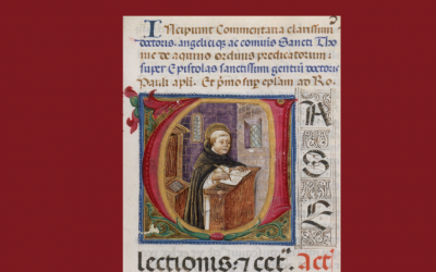 TEMA 80: Reading Sacred Scripture with Thomas Aquinas. Hermeneutical tools, theological questions and new perspectives
